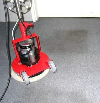 gls carpet cleaning machine